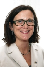 Cecilia Malmström, EU Commissioner for Trade As EU